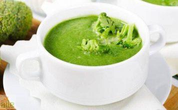 Diyet Brokoli Çorbası Tarifi