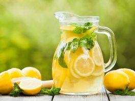 Diyet Limonata Nasıl Yapılır