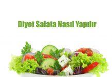 Diyet Salatası Nasıl Yapılır