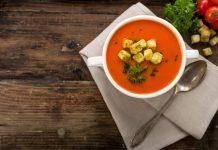 Diyet domates çorbası nasıl yapılır