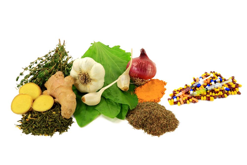 Doğal Antibiyotik Bitkiler