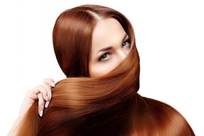 Tarçın Kahverengi Saçlar