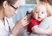Çocuklarda Kulak İltihabı