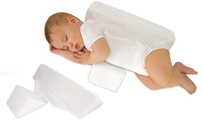 Bebeklerde yatış pozisyonları çok önemlidir.