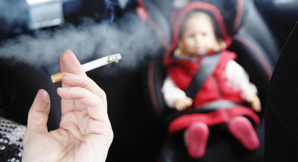 Ev İçinde İçilen Sigara Çocuğa Dokunur Mu
