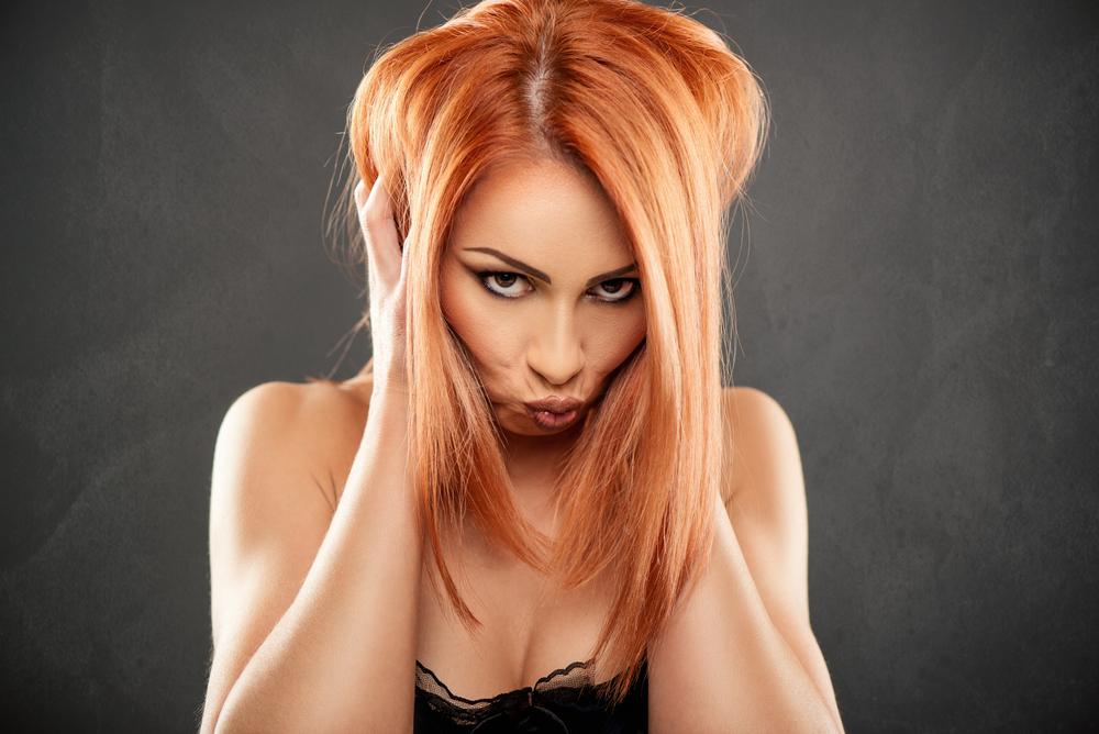Sarı saçta bakırlaşma