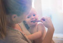 Bebeklerde diş bakımı