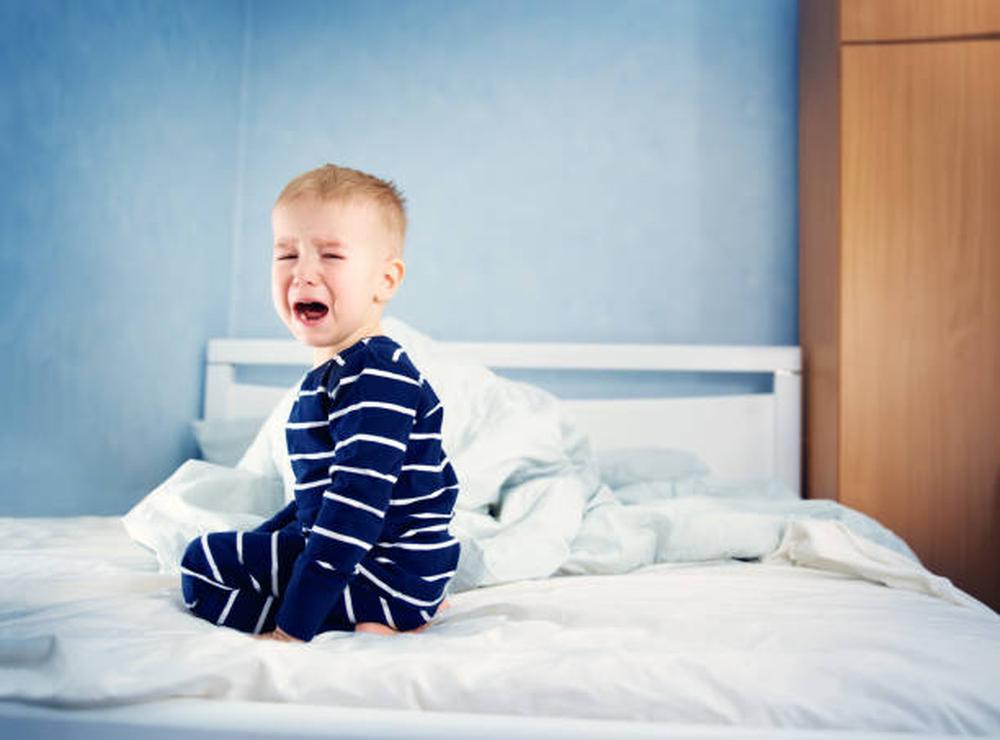 Çocuklarda Ağlama Krizleri