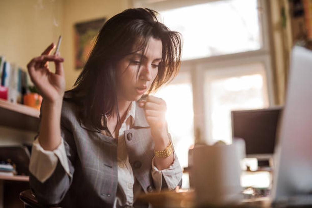 Öksürük Tedavisi Sigara