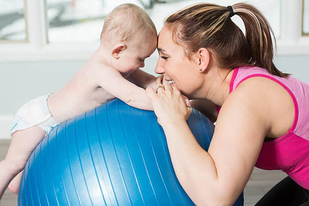 Bebekler için egzersizler
